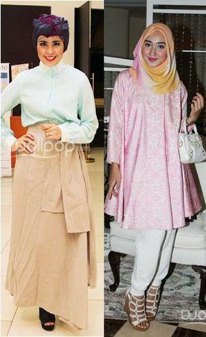 Dian Pelangi Sampai Risty Tagor Meriahkan Hijab Fest 2015 di Bandung