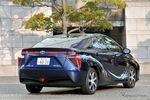 Test Drive Toyota Mirai