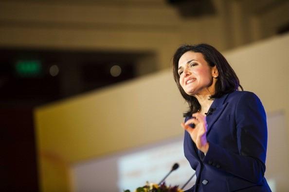 Sheryl Sandberg (gettyimages)