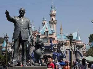 Serunya Jalan-jalan ke Disneyland Anaheim