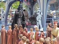 You don't know the power of the dark side, kata Darth Vader kepada para padawan.