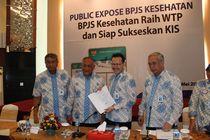 BPJS Kesehatan Raih WTP dan Siap Sukseskan KIS
