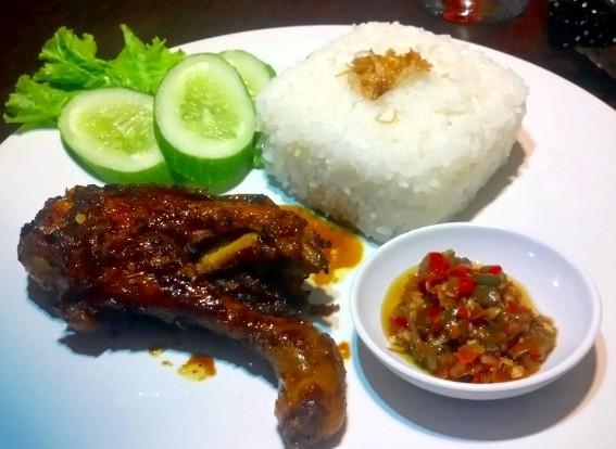 People S Fuel Ayam Bakar Sambal Boreh Dan Kue Cubit Original Yang Sedap