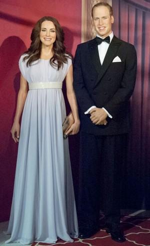 Foto: Cantiknya Kate Middleton Sebagai Patung Lilin
