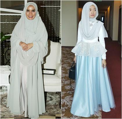 4 Desainer Busana Muslim Yang Merilis Koleksi Baju Pengantin Syar I