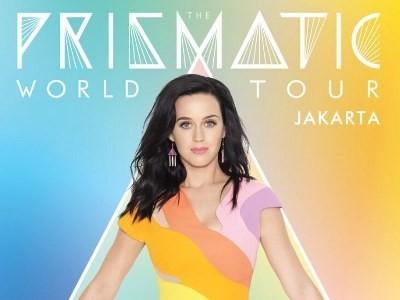 Ini Alasan Nonton Lagi Konser Katy Perry