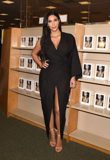 Kim Kardashian, Sexy and She Knows It!