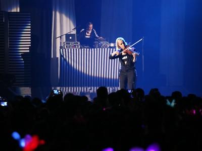 Kolaborasi DJ dan Biola dari The Dolls Jadi Pemanasan Konser Katy Perry