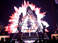 Konser Katy Perry Sajikan Tata Visual yang Bikin <i>Eyegasm</i>