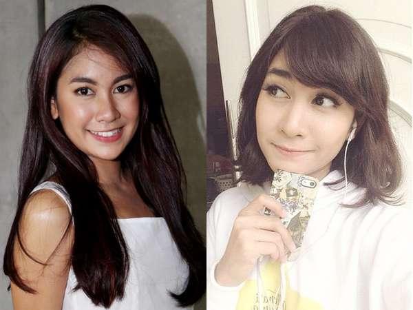 Anisa Rahma Lebih Geulis Rambut Panjang atau Pendek?
