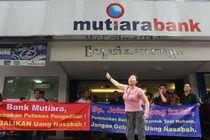 Pengacara Sebut Eksekusi Bank Mutiara Tak Logis, ini Kata Forum Nasabah