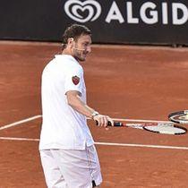 Ketika Totti Berduet dengan Djokovic di Lapangan Tenis