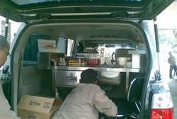 Bagaimana Tes Boraks Dilakukan? Yuk, Intip Mobil Keliling Balai POM Jakarta