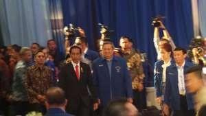 SBY Terpilih Aklamasi Jadi Ketum PD, PAN Ucapkan Selamat