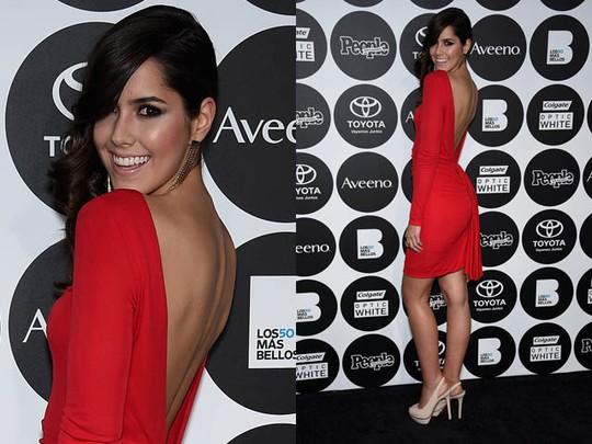 Red Hot Paulina Vega, Miss Universe 2014