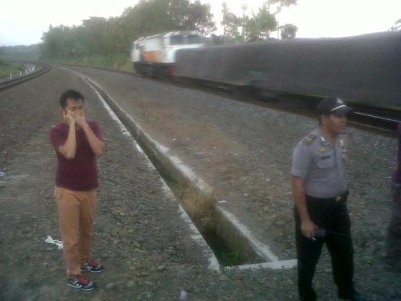 2 Penumpang CRV yang Tersambar KA di Bantul Asisten Hanung Bramantyo