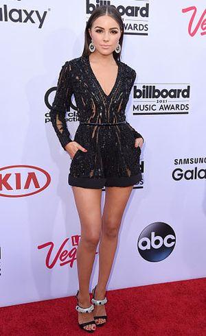 Foto: Selebriti Berbusana Terbaik di Billboard Music Awards 2015