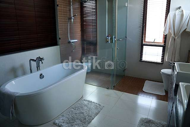 Seperti Apa Rumah Resort Modern Bebi Romeo? Ini Foto-fotonya!