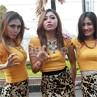 Merah-Putih Trio Macan