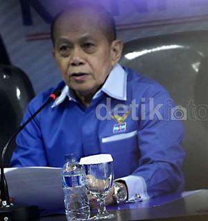 Syarief Hasan: 10 Tahun SBY Memerintah, Belum Ada Usulan Bubarkan Petral
