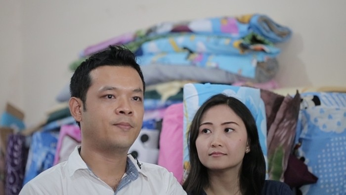 Dedy Indrawan & Tri Wardhani (dok.tokopedia)