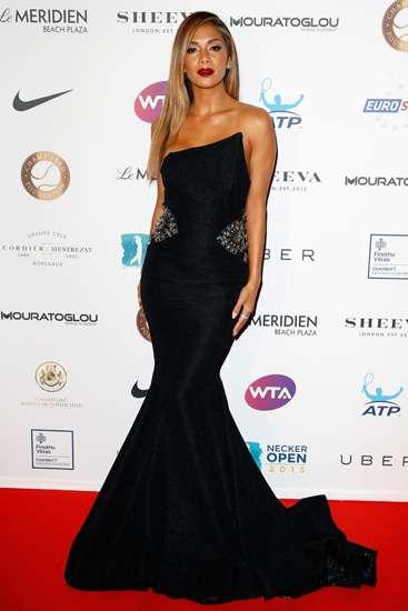 Nicole Scherzinger, Glamour in Black