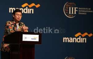 Ekonom Mandiri Jadi Ketua Pansel KPK, Dirut Bank Mandiri: Bu Destry Berintegritas Tinggi