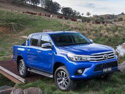 Toyota Hilux Terbaru Akhirnya Tampakkan Diri