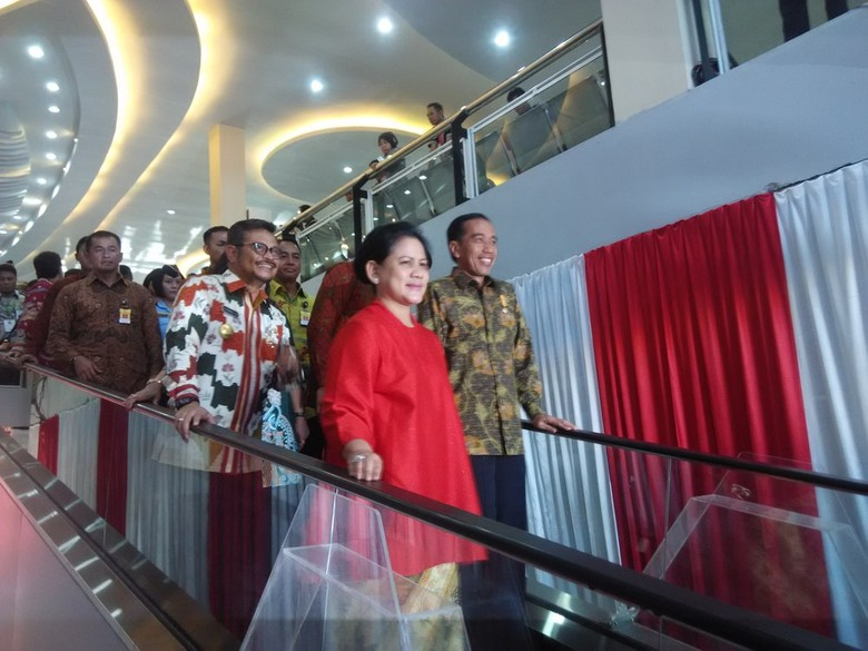 <I>Groundbreaking</I> Pelabuhan Baru Makassar, Jokowi: Kita Harus Kembali ke Laut