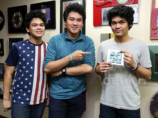 TheOvertunes Siap Rilis Album Debut