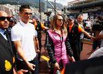 Cristiano Ronaldo dan Cara Delevingne Jadi Sorotan di Monako