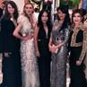 Farah Quinn Menawan dan Seksi di Gala Dinner Festival Film Cannes