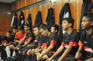 Kala Anak-Anak Indonesia Beraksi di Old Trafford
