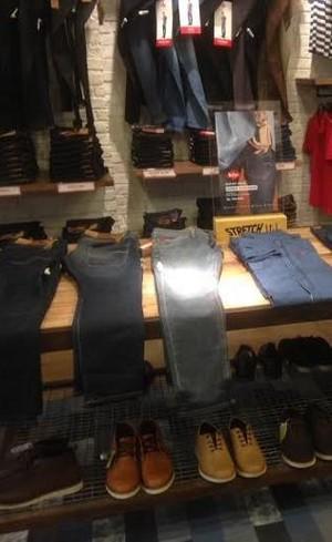 Lee Cooper Rilis Jeans Stretch dengan Benang dari Korea, Creora