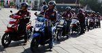 AHM Ajak Konsumen Turing Wisata Jawa - Lombok