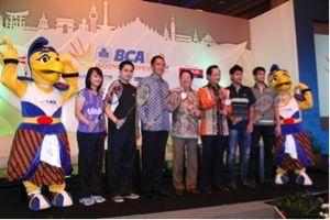BCA Kembali Dukung Turnamen Indonesia Open Superseries Premier
