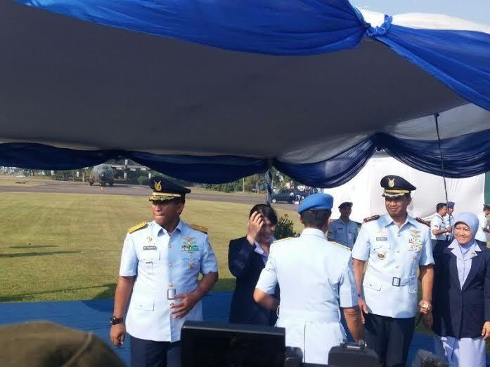 Kolonel (Pnb) Umar Sugeng Jabat Danlanud Halim