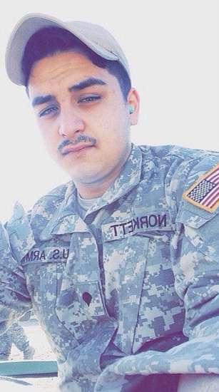 Gantengnya Jordan, Putra Andy '/rif' yang Jadi Tentara AS
