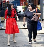 Donita Pretty in Red
