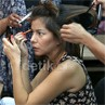 Begini Wajah Meisya Siregar Sebelum Dipoles Make-up
