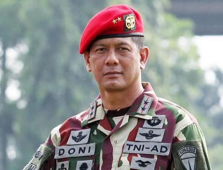 Danjen Kopassus: Kami Menyesal dan Minta Maaf kepada TNI AU dan Keluarga