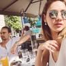 Sweet Couple! BCL dan Ashraf Intim dan Romantis di Yunani