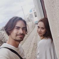 Rumah tangga Ashraf dan BCL memang jauh dari kabar miring. (Instagram/Ashraf Sinclair)