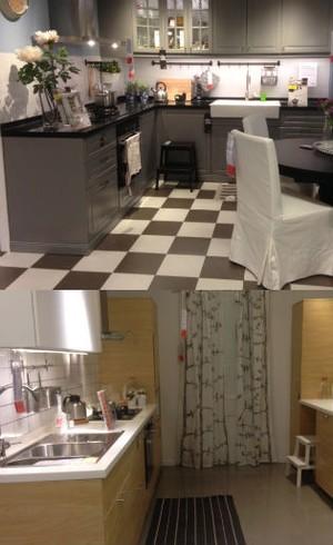 Foto: Inspirasi Dekorasi Untuk Dapur Berukuran Minimalis