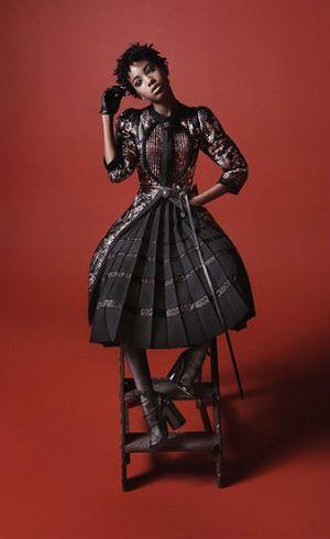 Setelah Cher, Putri Will Smith Menjadi Bintang Iklan Marc Jacobs