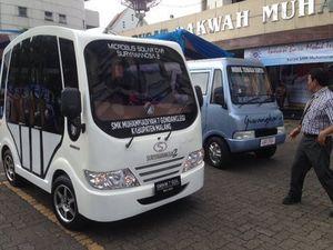 Muhammadiyah: Indonesia Bisa Bangun Industri Otomotif Sendiri