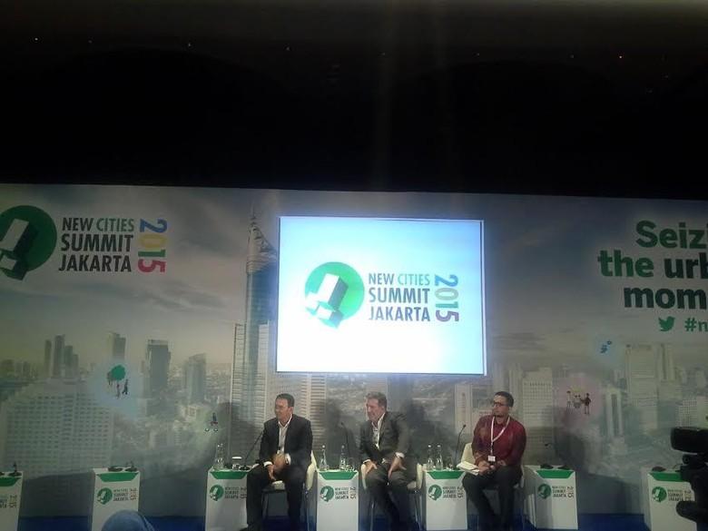 3 Ide Peretas Macet Kota Jakarta akan Tarung di New Cities Summit 2015