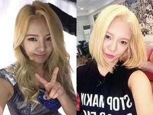 Edgy dan Seksi Hyoyeon SNSD