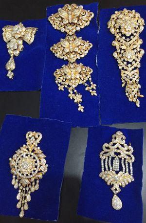 Inilah Gambaran Perhiasan yang Akan Dipakai Selvi Ananda Saat Pernikahan