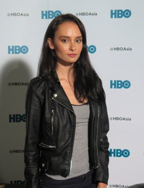 Dari Mantan Terindah, Salvita Decorte Fokus Akting di Serial HBO Halfworlds